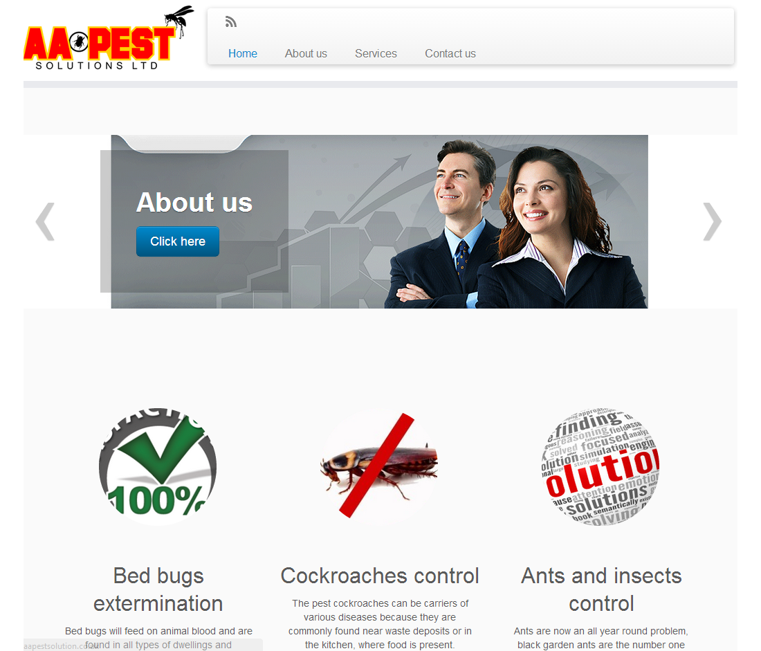 AA Pest Solution
